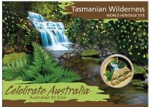 Australia-1-Dollar-2010-Celebrate-Australia-Tasmanian-Wilderness