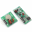 thumbnail 2 - 1 pair of RF 433Mhz Transmitter and Receiver Module Kit for Arduino Raspberry Pi