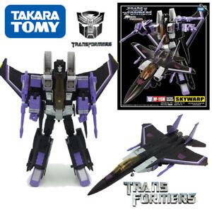 Tomy-Transformers-Masterpiece-MP-11SW-Skywarp-Destron-Leader-Action-Figures-Toy