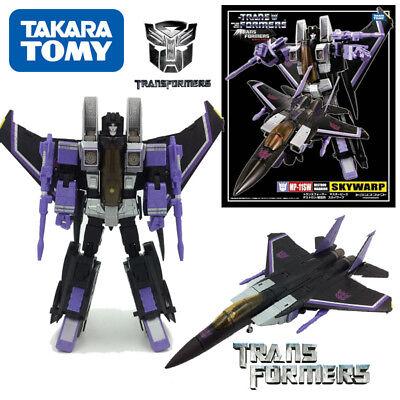 Tomy Transformers Masterpiece Mp-11sw Skywarp Destron Leader Action Figures Toy Save 50-70% Toys & Hobbies Transformers & Robots