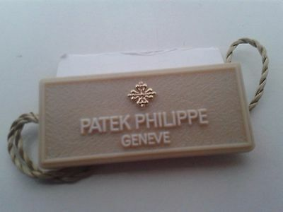 Watches, Parts & Accessories Jewelry & Watches Patek Philippe Hangtag Sello Seal Cachet Sigillo Geneve 4910/10a-001 Etiqueta