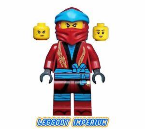 LEGO-Ninjago-Minifigure-Nya-Legacy-njo491-FREE-POST