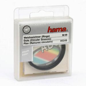 Hama-flou-Duto-49-mm-Effect-Filtre-Soft-49