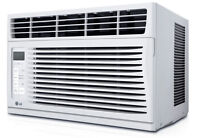 LG LW6015ER 6000 BTU 115V Window Air Conditioner