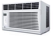 LG LW6015ER - 6,000 BTU 110V Window A/C: Remote & Window Accessories Included