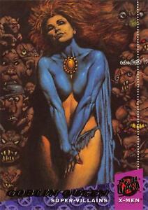 GOBLIN-QUEEN-X-Men-Fleer-Ultra-1994-BASE-Trading-Card-130