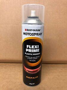 Image Is Loading Rustoleum Automotive Paint Plastic Spray Flexi Primer Sealer