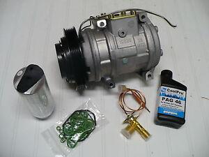 new a c ac compressor kit fits 1993 1994 1995 acura legend 3 2l ebay rh ebay com