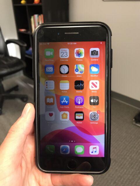Apple iPhone 7 Plus - 128GB - Black (Sprint) A1661 (CDMA + GSM)