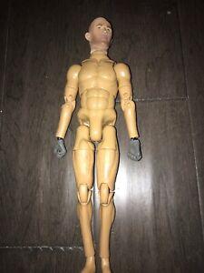 1/6 Nude 21st Toys Super Soldier Figure - Dragon, GI Joe