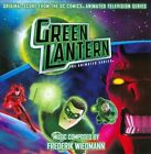 Green Lantern: The Animated Series [Original Score] (CD, Aug-2012, La-La Land Records)