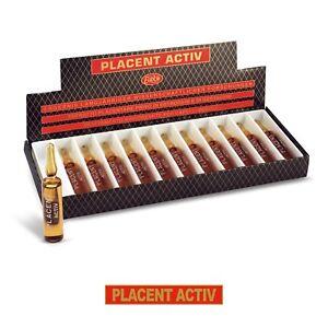 Elidor Placent Activ Anti Hair Loss Ampoules Treatment Serum Growth Essence