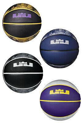 Nike Balle De Basket Ball Lebron Playground 4P James The King | eBay