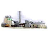 Walthers 933-3098 Ho Valley Cement Building Kit on sale