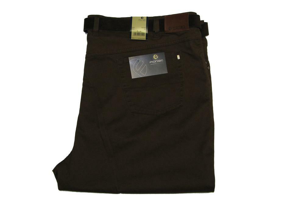 Jeans Stretch Pantalon 5 Poches de Pionier P 2561-5425-32 65,67,69,71,73,75,77