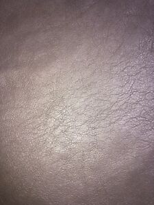 slight stretch Pewter Grey Patent PVC//Vinyl  fabric
