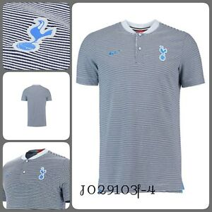 Image is loading Nike-Spurs-Tottenham-Hotspur-Grand-Slam-Polo-Shirt- 345da9e2f