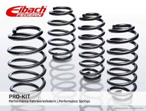 Eibach Pro-Kit Sport Federn 25 mm Tieferlegung VW Eos 2.0 TDI lowering springs