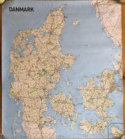 Find Danmark Kort I Kunst Og Antikviteter Kob Brugt Pa Dba