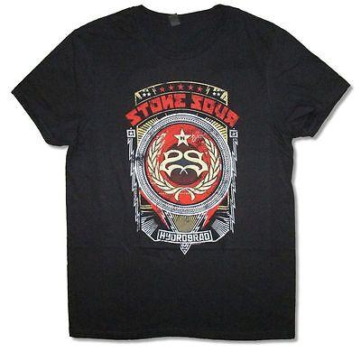 Stone Sour 990 Winged Skull Black Shirt New Official Slipknot Corey Taylor