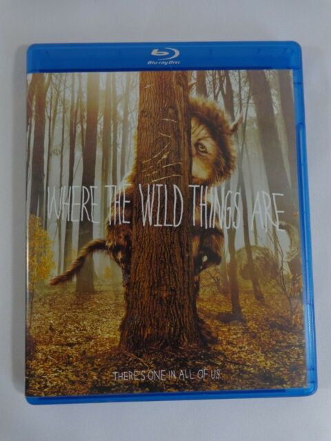 Where the Wild Things Are Blu ray DVD 2010 Max Records ...