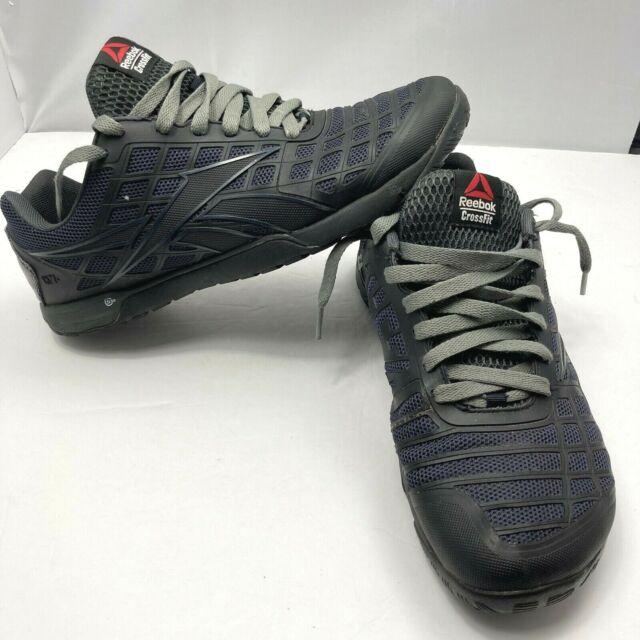 Reebok Crossfit Nano 3.0 CF74 Mens Size 11 Athletic Training Shoes V59937 Black
