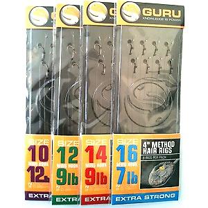 Guru 4 in Mode Cheveux Rigs environ 10.16 cm