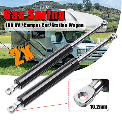 1pc Gas Strut Piston Arm For Ottoman Lift Up Bed New Replacement 800N 8.2mm !