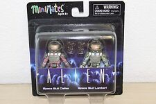 Aliens Minimates Series 3 Space Suit Lambert