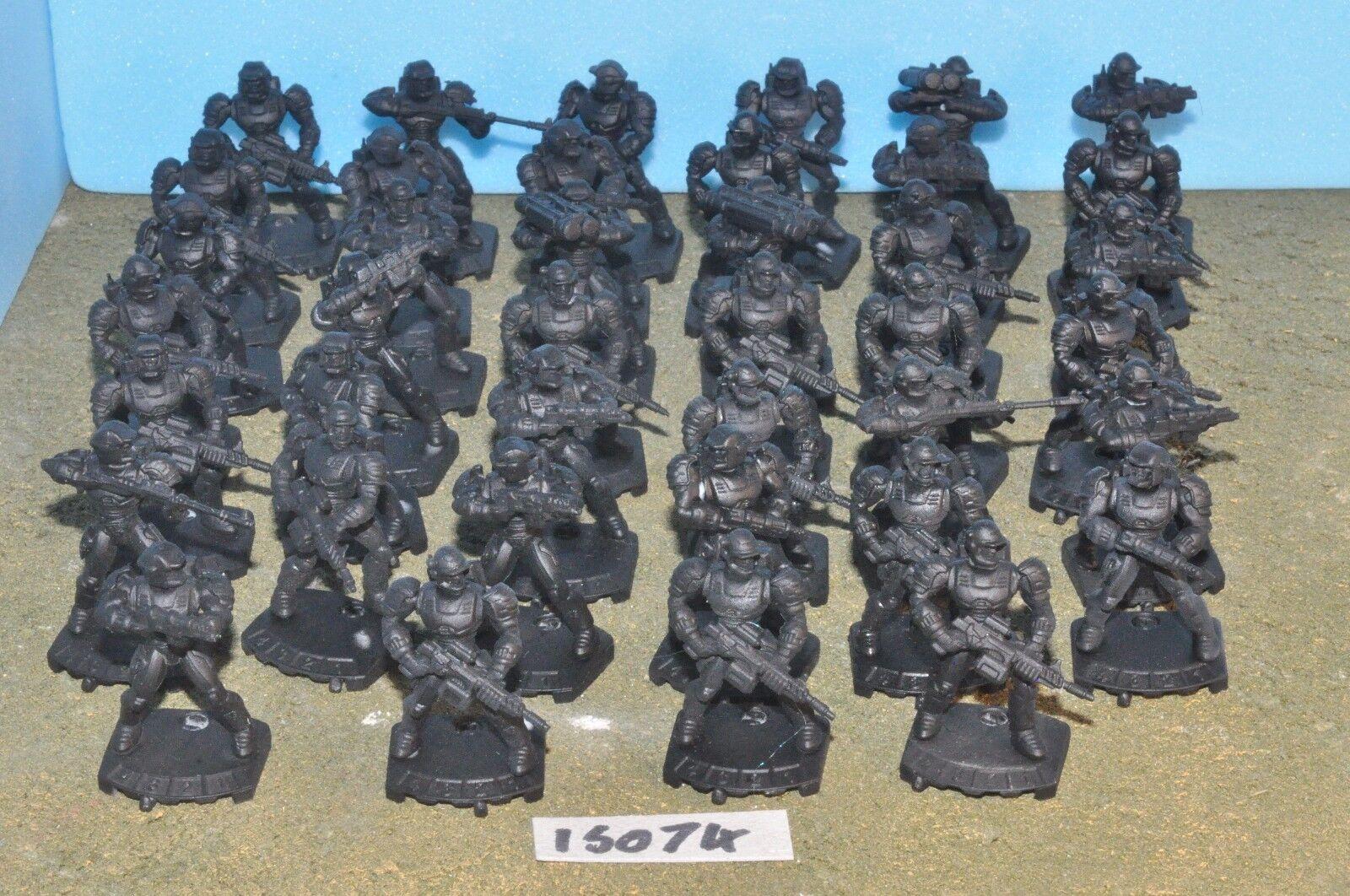 Sci fi warriors 40 space marine imperial guard alternative (15074)