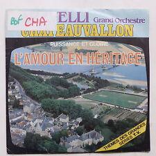 CARAVELLI   BO Serie TV Chateauvallon L amoUR en heritage CBS A6392