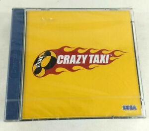 Jeu-Sega-Dreamcast-VF-Crazy-Taxi-Neuf-et-scelle-Envoi-rapide-et-suivi