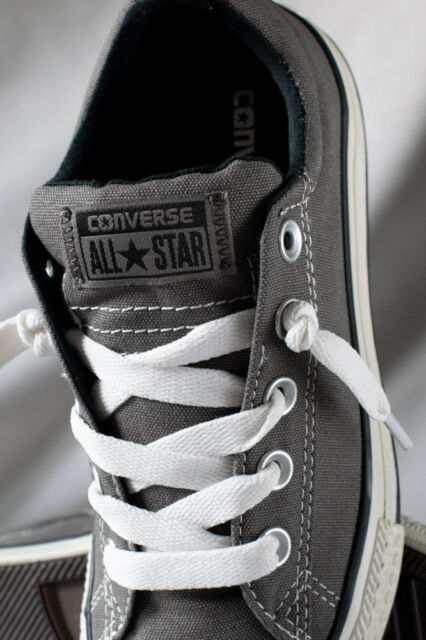 ce0a3af1cde CONVERSE ALL STAR CHUCK TAYLOR street slip-on shoes for boys NEW US size  YOUTH