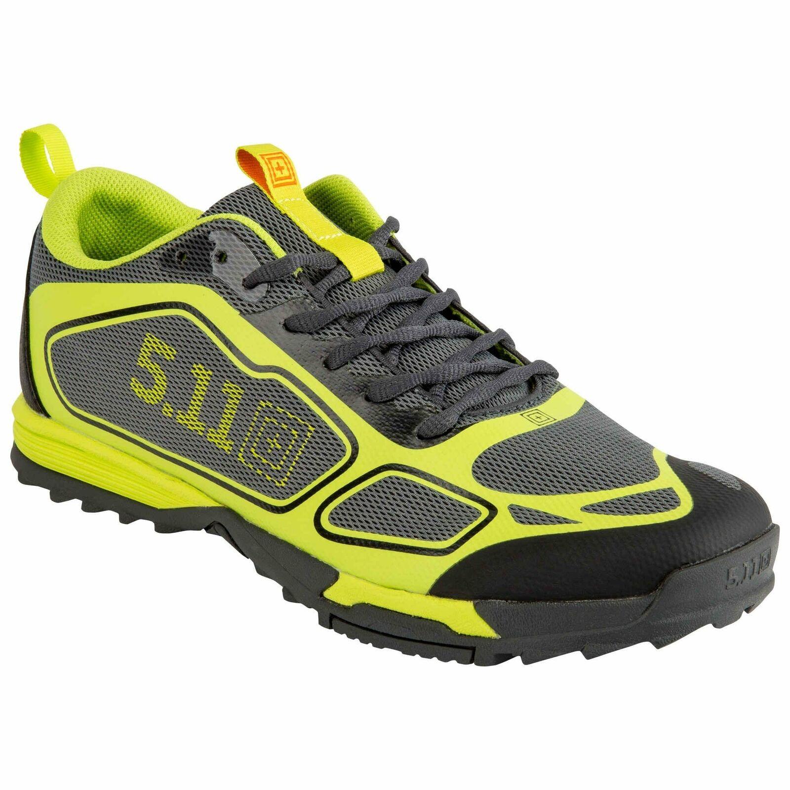 5.11 Tactical Abr Cross Fit Trainer Entrenamiento Zapatos Hombre 10.5 Gecko
