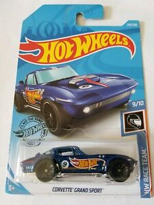 Mattel-Hot-Wheels-Corvette-Grand-Sport-Nuevo-Sellado