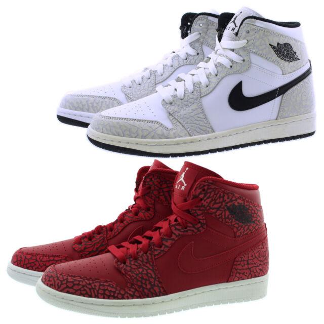 buy online 4ca7d 267d6 Nike 839115 Mens Air Jordan 1 Retro High Top Basketball Athletic Shoes  Sneakers