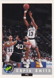 1992-93-Classic-Draft-Picks-6-Chris-Smith-Rookie-Basketball-Card
