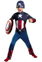 Avengers Captain America Classic Costume By Disguise