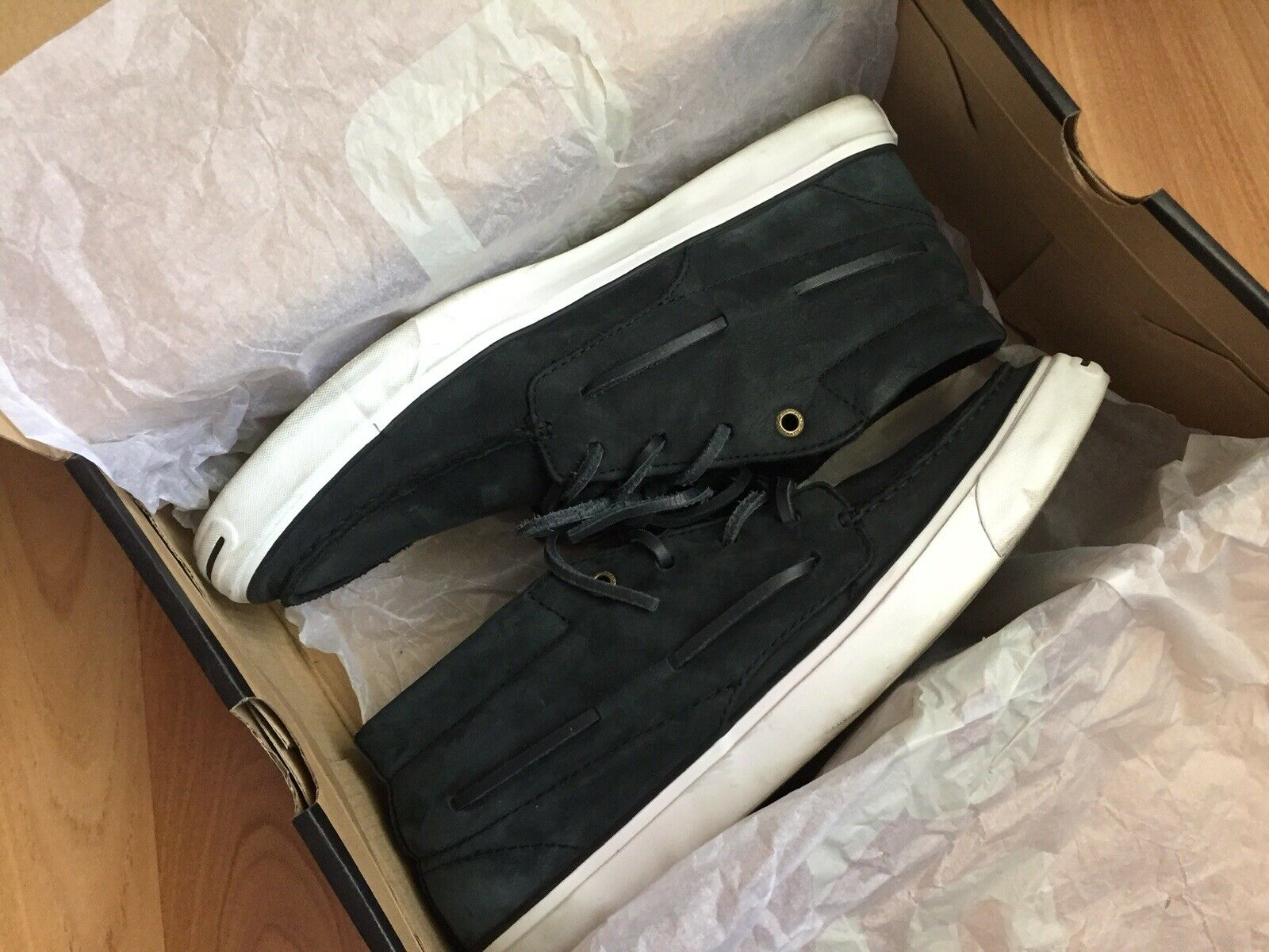 Converse Jack Purcell Chukka Boot