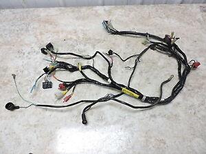 06 Kawasaki EN500 EN 500 C Vulcan wire wiring harness loom ... on