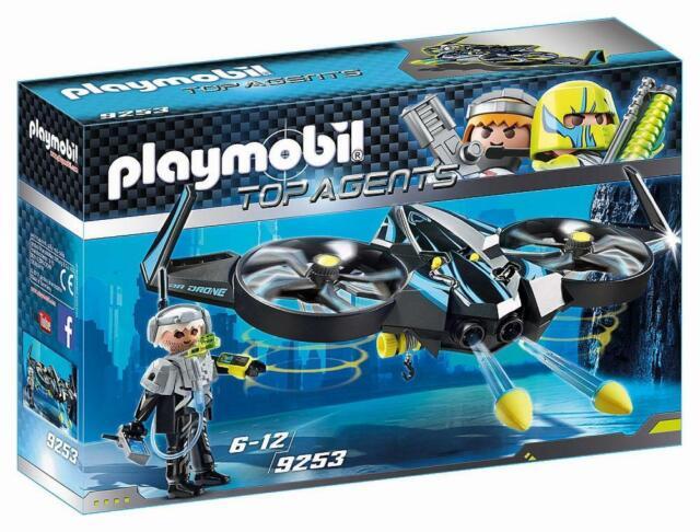 Playmobil- Mega Drone, 9253