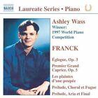 Franck: Music for Piano (CD, Oct-1999, Naxos (Distributor))
