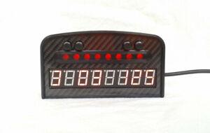 Mini-Dashboard-Display-USB-Sim-Racing-Playseat-for-PC-Panel-de-instrumentos