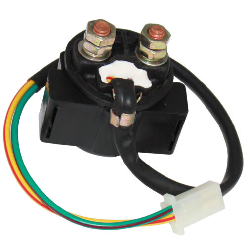 Starter Solénoïde Relais Interrupteur pour Hyosung GD250N GD250R GV125 GV250