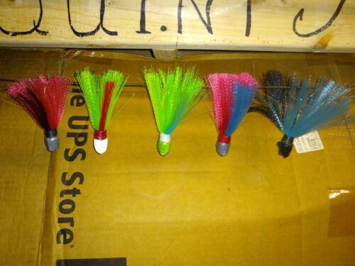 Bucktail jig Bluefish Striped Bass Sébaste Snook