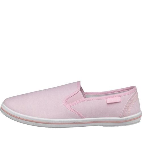 Firetrap Womens Penny Pumps Pink Chambray BNIB UK 3 EU 36