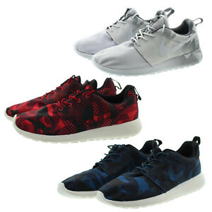 0639905f26647 Nike 655206 Mens Roshe One Print Low Top Running Athletic Shoes ...