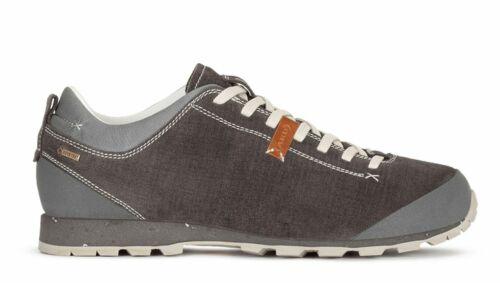 Aku Bellamont 3 Lux GTX  grey Schnürer Halbschuh 511.3-071