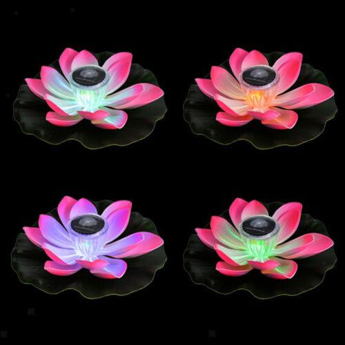 Floating Solar LED Lampe Pool Beleuchtung Teich für die Party von