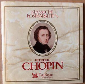 Frederic Chopin - Klassische Kostbarkeiten - Reader's Digest - 3 CDs - Nürnberg, Deutschland - Frederic Chopin - Klassische Kostbarkeiten - Reader's Digest - 3 CDs - Nürnberg, Deutschland